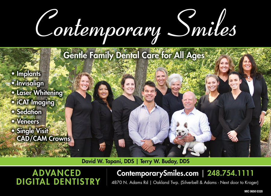 Dentist Rochester Michigan